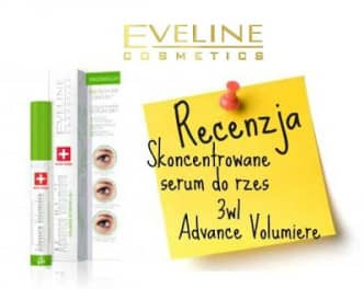 Eveline serum do rzęs 3w1