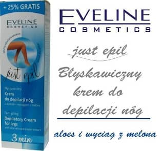 krem do depilacji Eveline