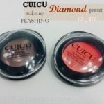 CUICO eyeshadow, autumn make-up