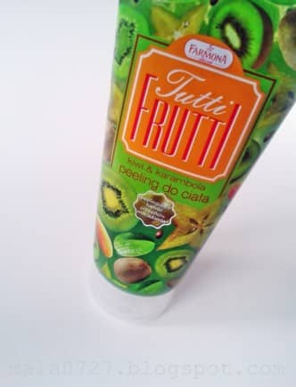 Farmona Tutti Frutti peeling do ciała
