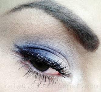 makijaż na wieczór