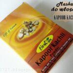 Kapoor Kachli Hesh – odżywka stymulująca w pudrze