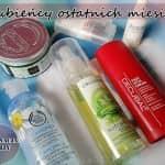Ulubieńcy ostatnich miesięcy: pielęgnacja twarzy i kolorówka