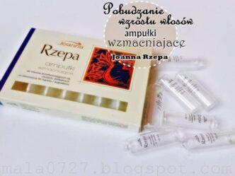 joanna rzepa ampułki