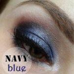 Make-up: niebieskie smoky eyes, makijaż do brązowych oczu