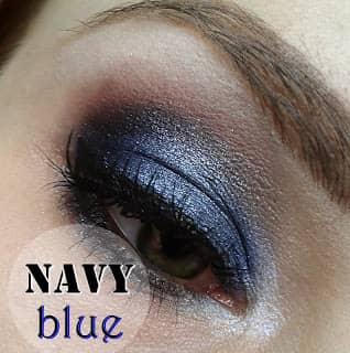 niebieskie smoky eyes