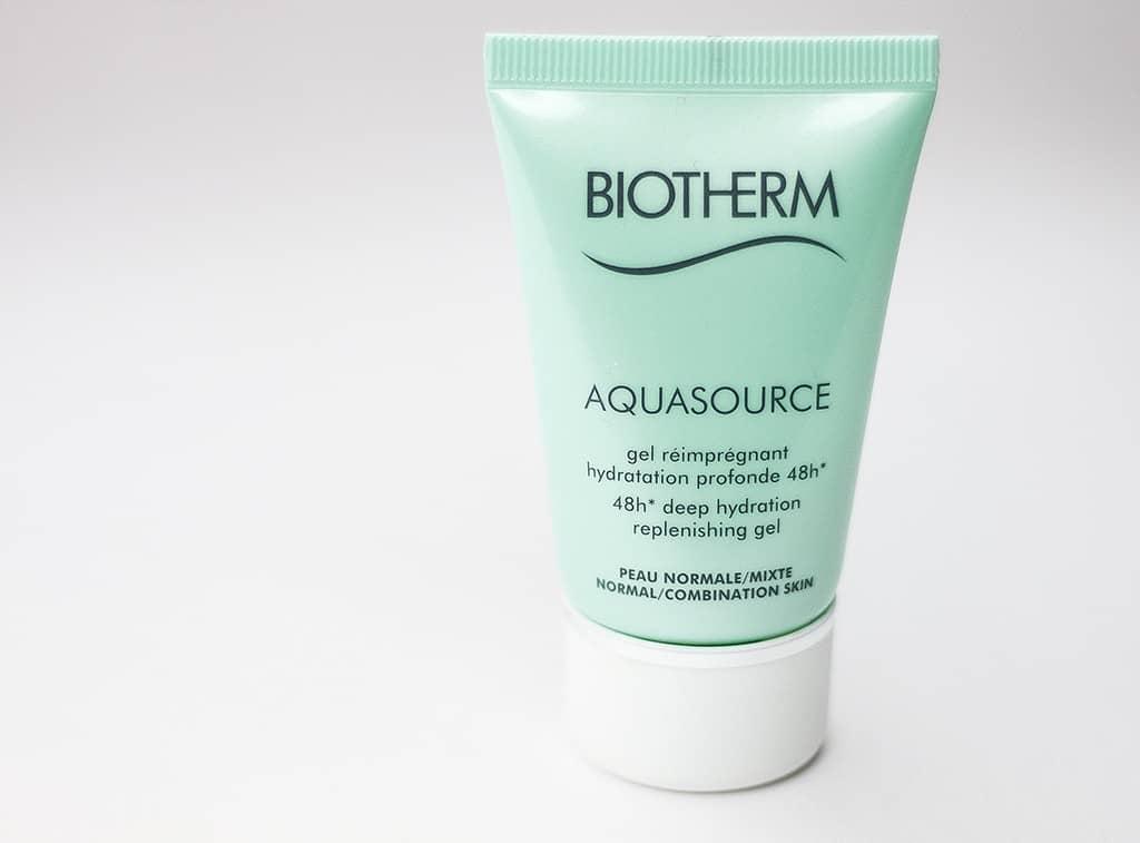 żel nawilżający Biotherm aquasource
