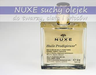Olejek NUXE