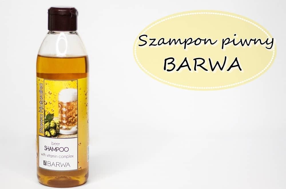 szampon piwny barwa
