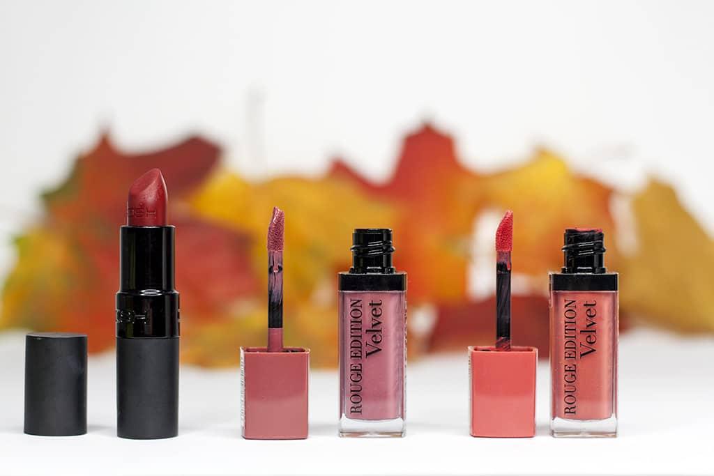ulubione kosmetyki na jesień