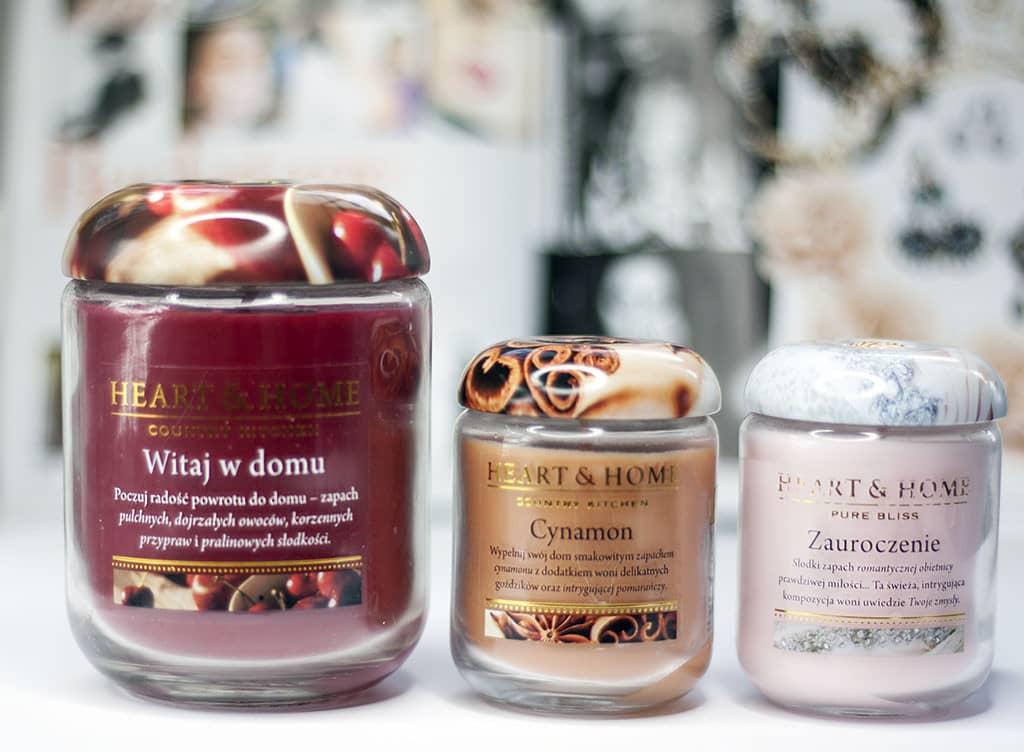 ulubieńcy candle heart&home