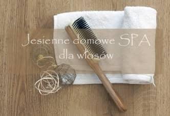 domowe spa dla włosów