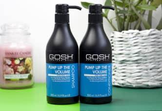 GOSH szampon i odżywka
