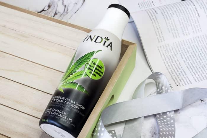 india cosmetics szampon blog